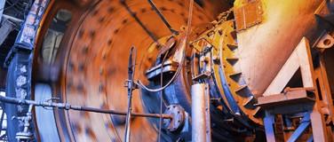 Pulverised Fuel Mill